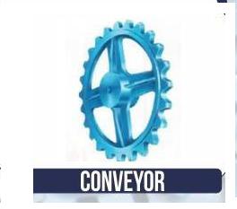 Conveyor Gear