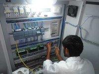 PLC CONTROL PANNEL