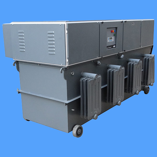 Servo Stabilizer oil Cooled kva With Builtin isolation Transformer