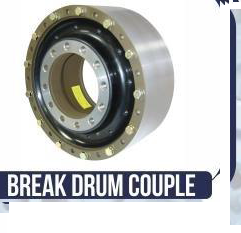 Break Drum coupling