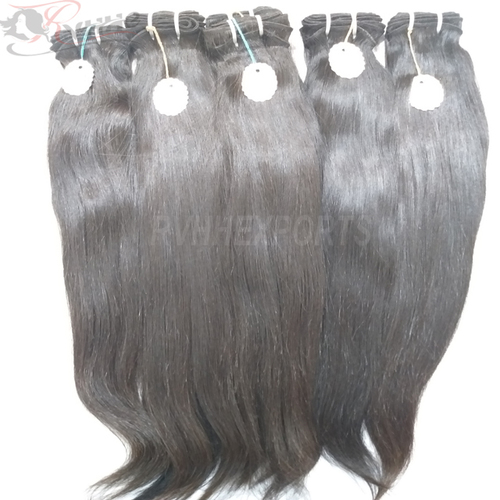 Natural Looking Peruvian Straight Virgin Human Hair
