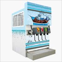 4  Flavour Automatic  Soda Vending  Machine