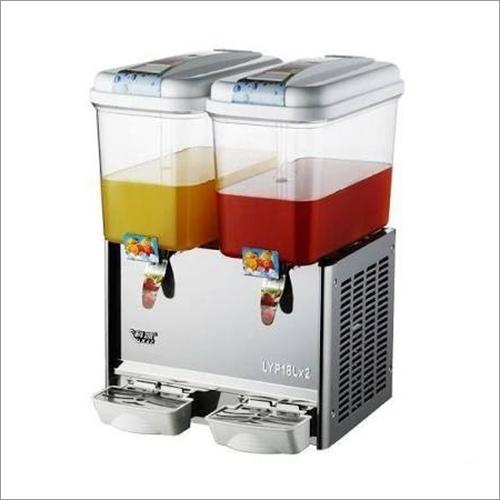 2 Flavour Juice Dispenser Machine