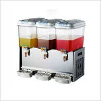 3 Flavour Juice Dispenser Machine