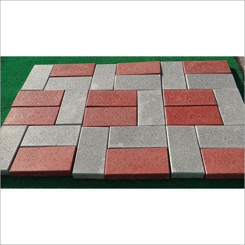 Colorfull Interlocking Paver