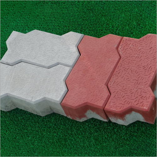 Unipaver Shape Interlocking Paver