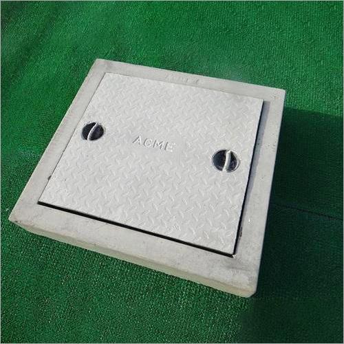 Square Shape RCC Manhole Cover