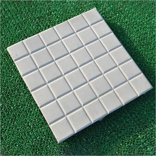Cadbury Shape Interlocking Paver