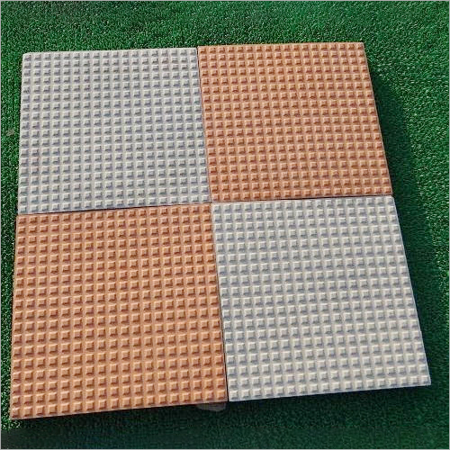 Dots Shape Interlocking Paver