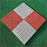 Square Shape Interlocking Paver