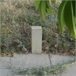 Plot Marker Pole