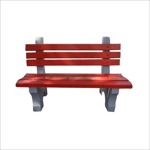 Precast Backrest Concreate  Bench