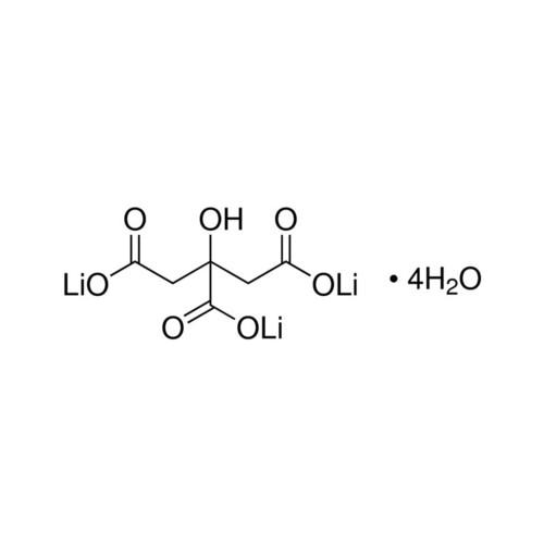 tri-LITHIUM CITRATE AR (tetrahydrate)