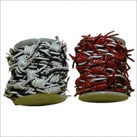 Barb Wire Leather Cords