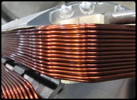 Rotor Winding