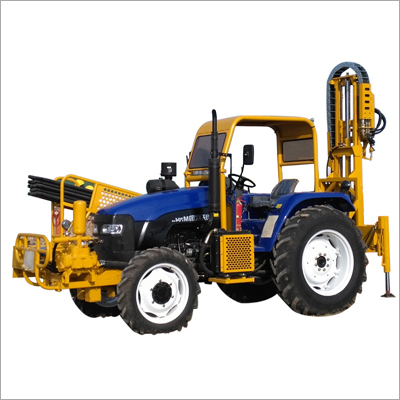 Industrial Tractor Mounted Drills