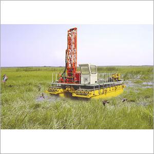 Swamp Drilling Rig