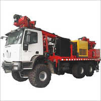 Truck Mounted Seismic Drill
