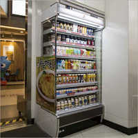 Glass Refrigerated Display Cabinet