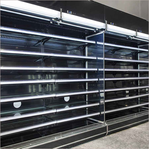 Stainless Refrigerated Display Cabinet