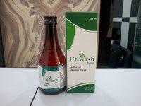 An herbal alkaliser syrup