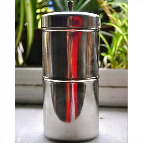 Steel Filter Coffee Maker