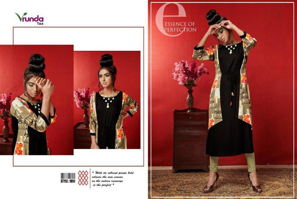 Ladies Kurti New Design