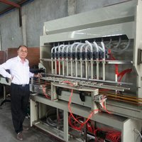 Automatic Bottling and Filling Machine