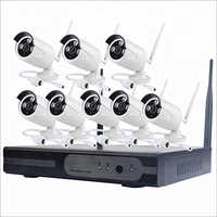 8Ch NVR Wireless Kit