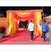 Outdoor Tent Decoration Service