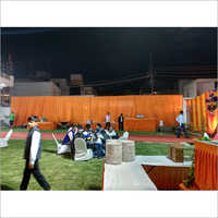 Lawn Tent Decoration Service