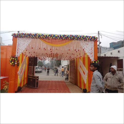 Function Tent Decoration Service