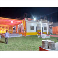 Wedding Tent Rental Service