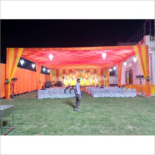Pandal Tent Rental Service