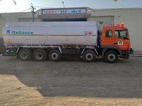Reliance Petroleum Tanker