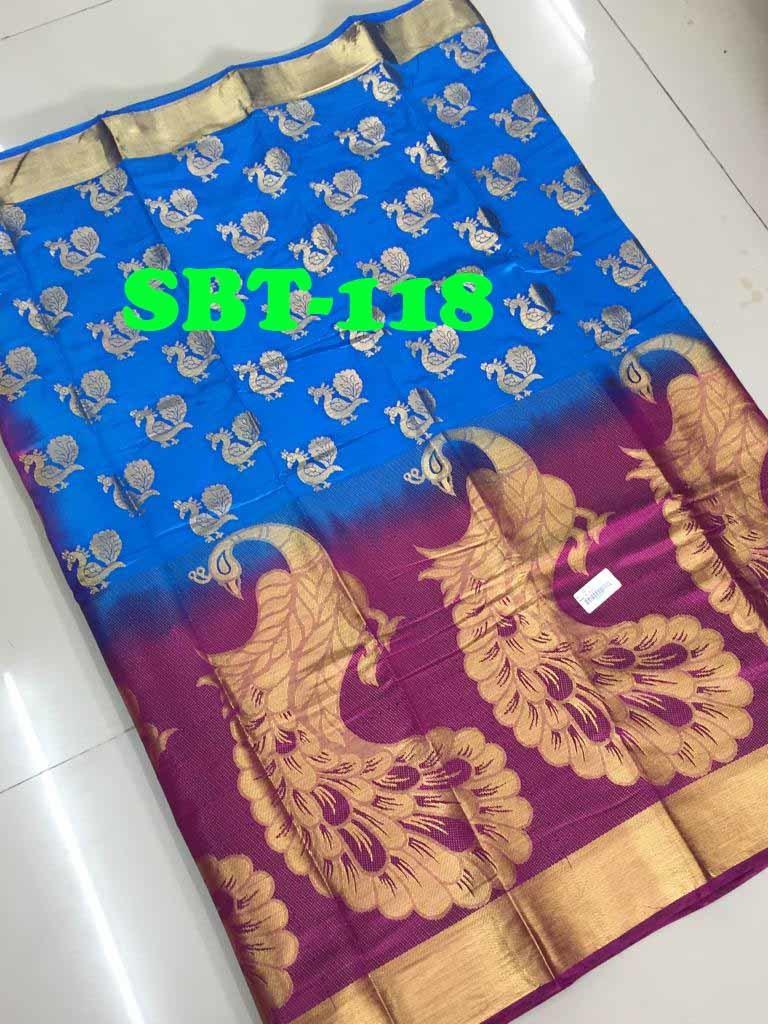 New woman  kanjivaram saree
