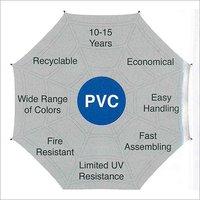 PVC PVDF Architectural Fabric