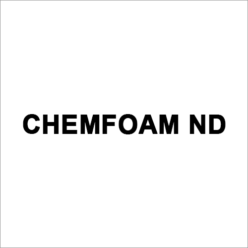 Chemfoam ND