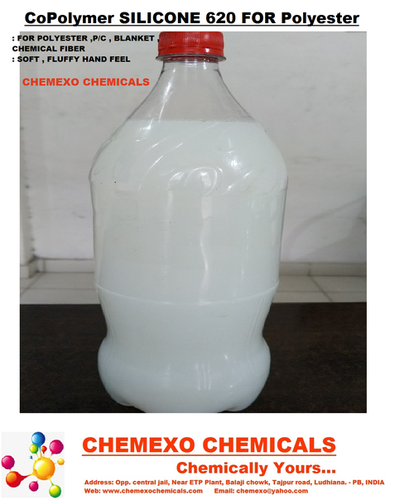 CoPolymer Silicone Softener 620