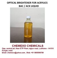Optical Brightener Acrywhite-BAC LIQ For Acrylics