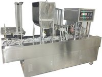 Yogurt Filling & Sealing Machine