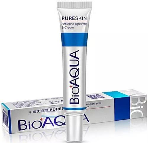 Bio aqua pure skin acne cream 30g