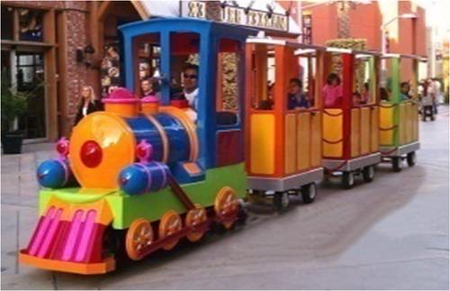Track Less Train