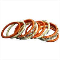 Silk Thread Bangle Set