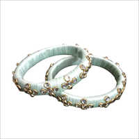 Glass Beaded Bangle Set