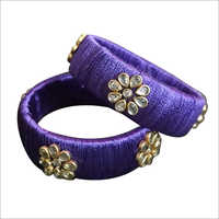 Designer Thread Bangle Set