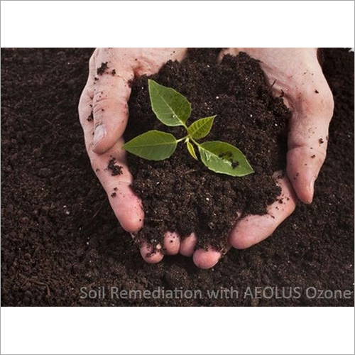 Soil Remediation with Ozone by Aeolus