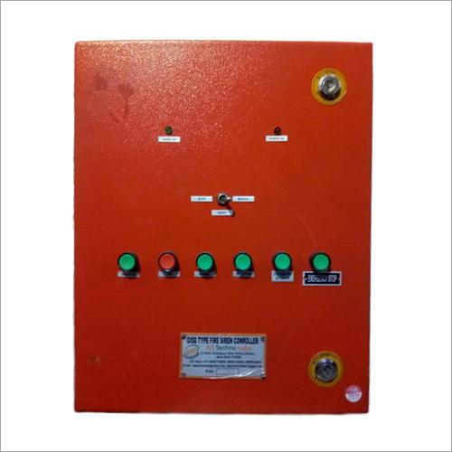 Electrical Siren Controller