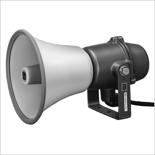 Flameproof Horn Speaker