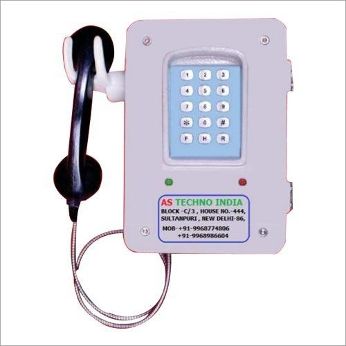 Weatherproof Telephone Set